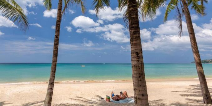 Phuket dans le Top Dix des meilleures destinations à visiter