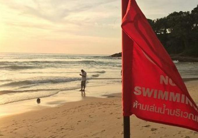 Le Président des Lifeguards de Phuket a maudit les voyagistes et les hôtels de ne pas prévenir su