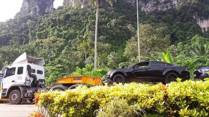 Le tournage de Fast and Furious débute à Krabi