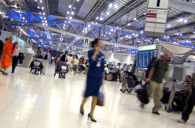 Les agences de voyage thaïes indiquent une baisse du tourisme étranger de 11.5%