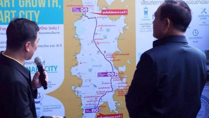 Le premier ministre appelle à l'ouverture de l'appel d'offre pour le tram de Phuket