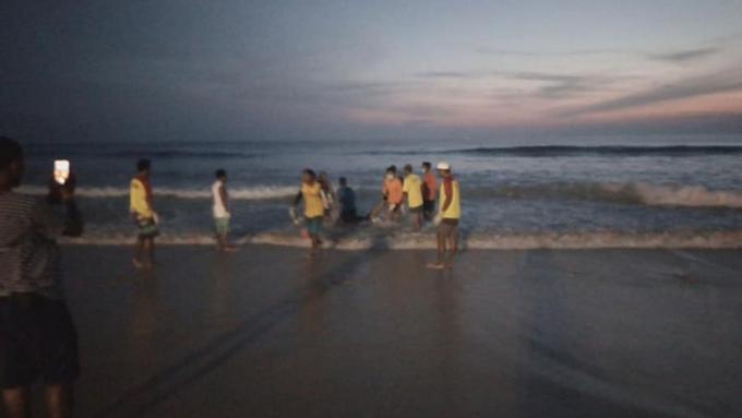 Le corps d'un étranger retrouvé flottant au large de Karon
