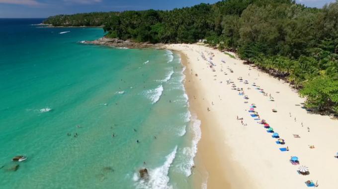 Le tourisme à Phuket en baisse de 30%