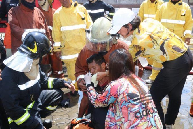 Les officiels s'attaquent à la sécurité incendie