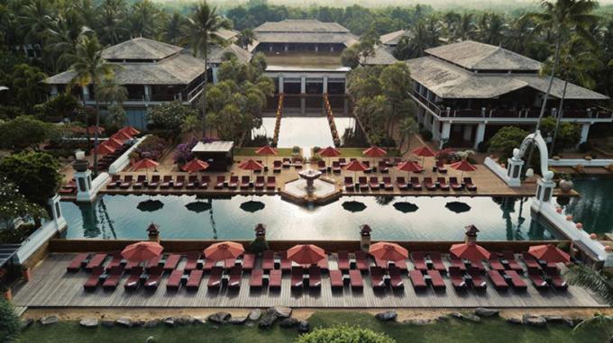 Une plainte déposée par les propriétaires du JW Marriott Phuket Resort & Spa