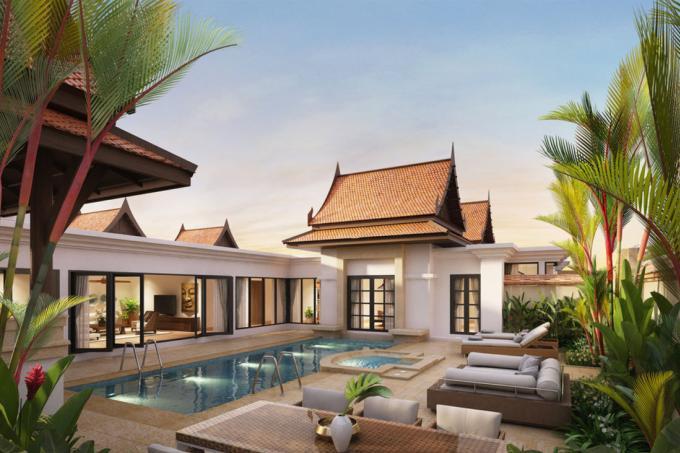 Banyan Tree Phuket fête son 25ème anniversaire avec les nouvelles 'Serenity Villas'