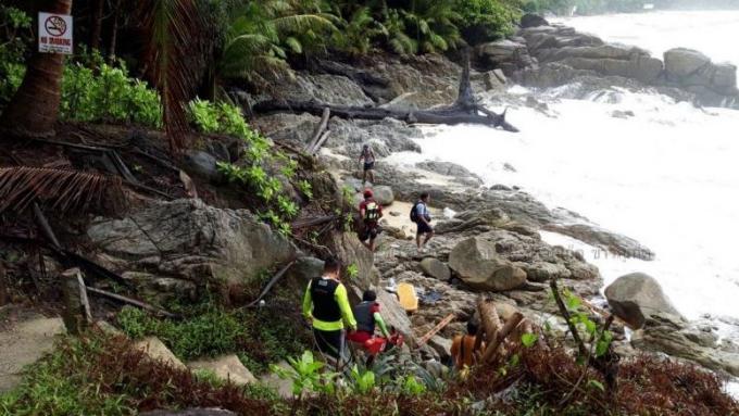 Des touristes philippins disparus en mer