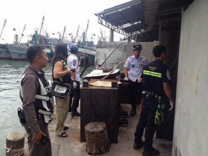 Un pêcheur, 55 ans, est retrouvé pendu dans une usine de farine de poisson