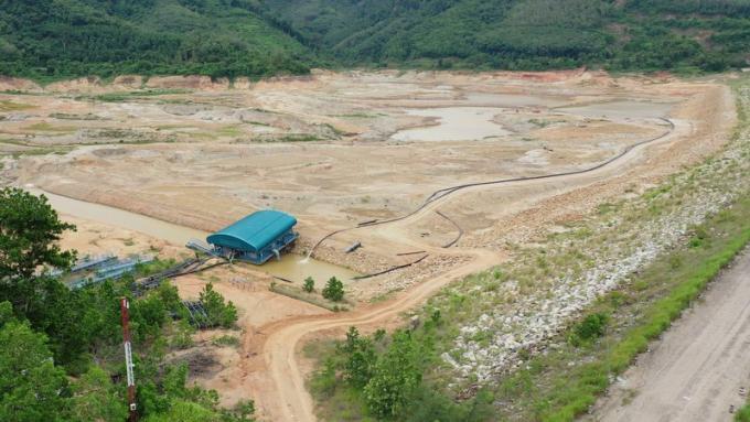 Une proposition à B3.5 milliards pour résoudre le problème de pénurie d'eau