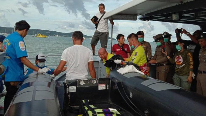 Le corps du deuxième philippin disparu repêché au large de Krabi