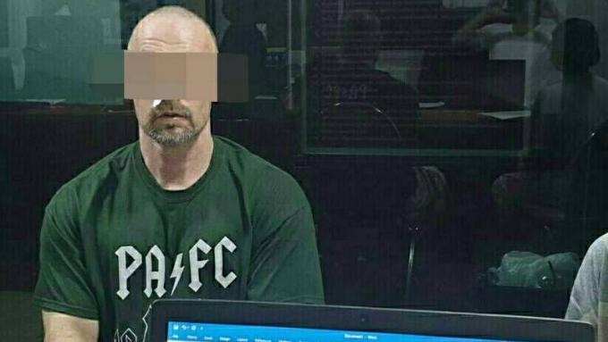 L'expat britannique libéré après le versement d'une caution de B90.000