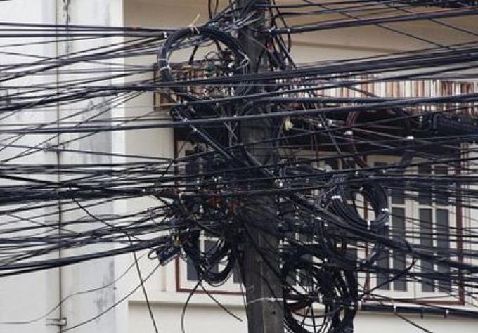 Importante coupure d'électricité à Phuket Town, samedi