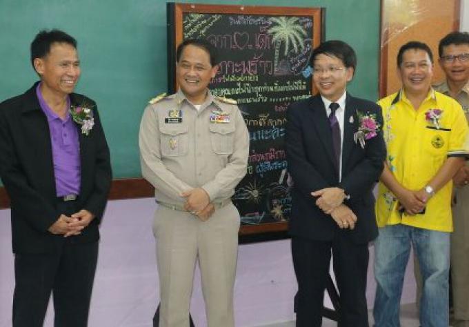 2 Câbles électriques sous-marins, approvisionnent en électricité 2 îles de Phuket