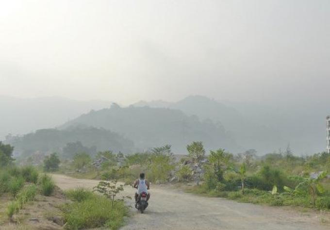 Brume épaisse sur Phuket ne vient pas de la brume indonésienne selon un expert