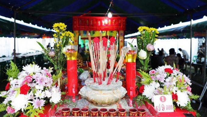 Phuket célèbre Por Tor, le festival 'Hungry Ghost'