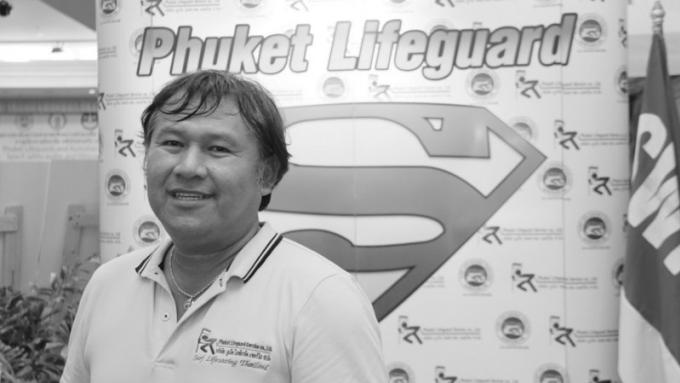 Décès du fondateur des sauveteurs de Phuket