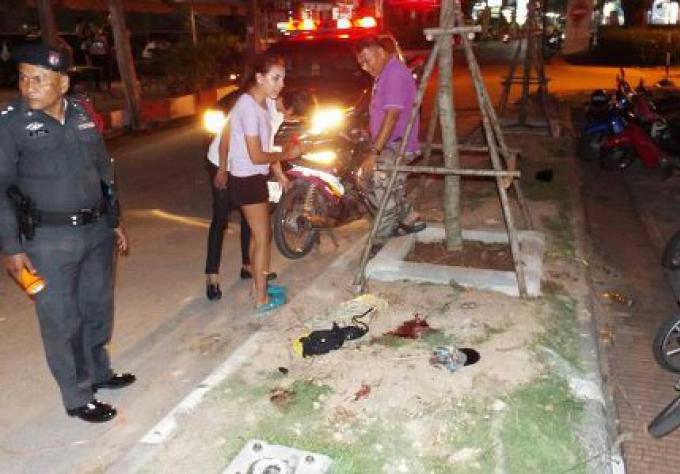 Un adolescent tué par balle sur la jetée