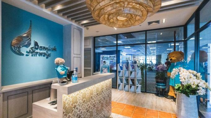 Bangkok Airways ouvre un nouveau salon voyageur à l'aéroport de Phuket