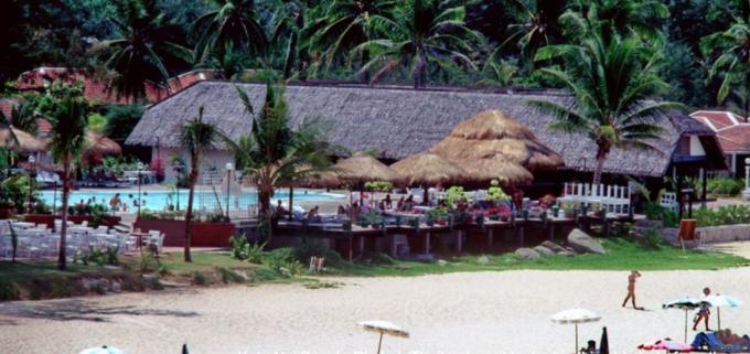 Enquête ouverte sur le terrain du Katathani Beach Resort