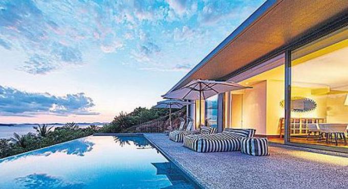 Les prix montent en flèche pour les villas de luxe de Phuket