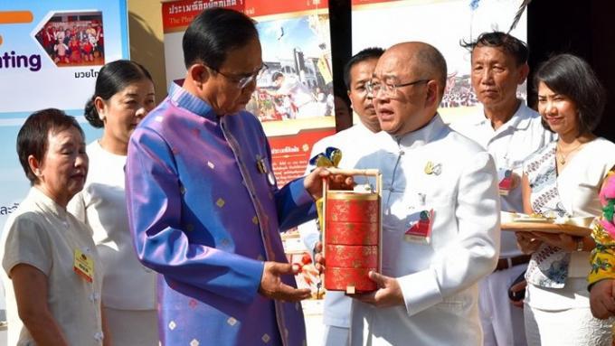 Le Festival Végétarien de Phuket attire l'attention du premier ministre
