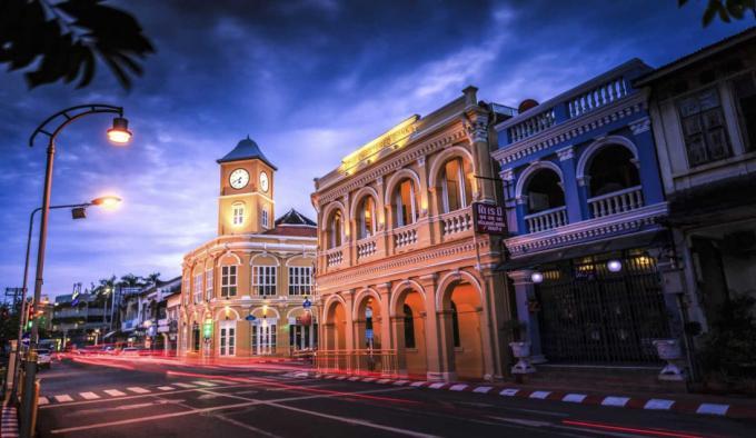 Nouvelle marque pour Phuket Old Town