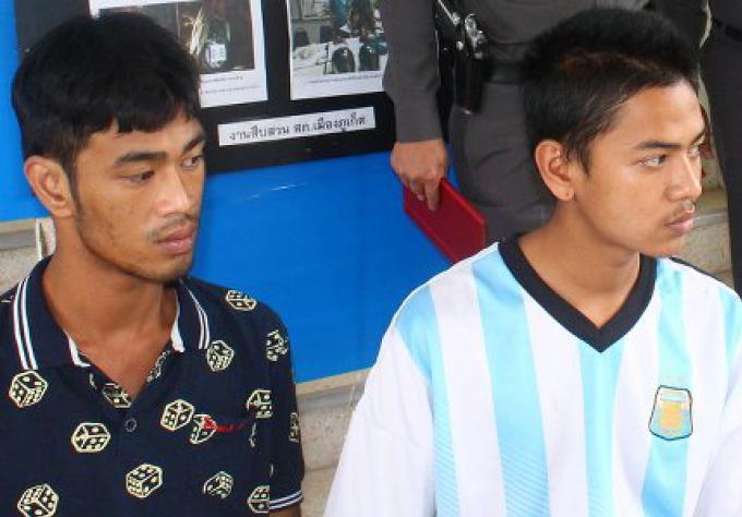 Les jeunes ont avoué avoir «tirer pour tuer» à l'embarcadère de Phuket