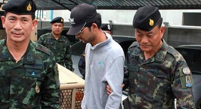 La police dit que l'étranger arrêté pourrait être le bombardier du sanctuaire Erawan