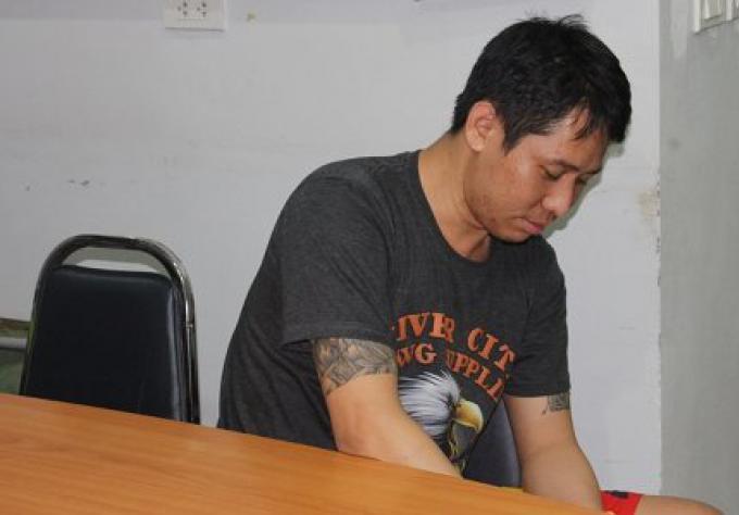 Un revendeur de drogue recherché, a été arrêté à Songkhla