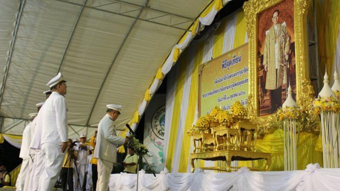 Phuket se prépare pour la Journée à la Mémoire du Roi Bhumibol