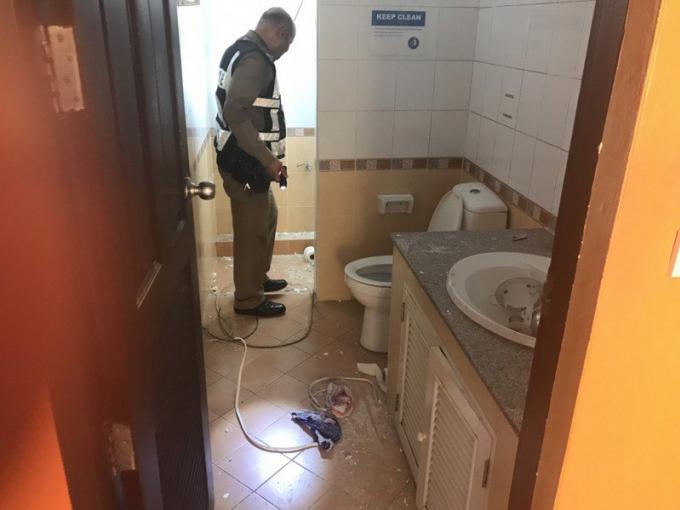 La police recherche le voleur de climatisations et retrouve des sous vêtements féminins