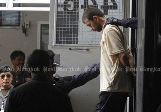 La cour approuve la détention du premier suspect à la bombe