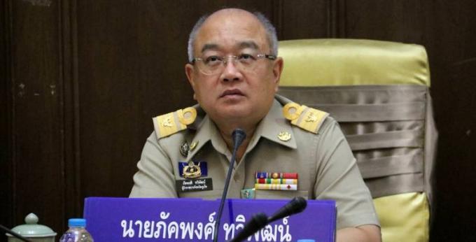 Le gouverneur de Phuket ordonne aux secours de se tenir prêts