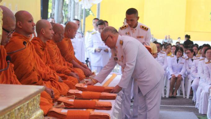 Phuket rend hommage au Roi Bhumibol
