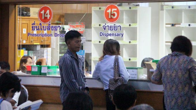 Les prix différenciés maintenant appliqués dans les hôpitaux de Phuket