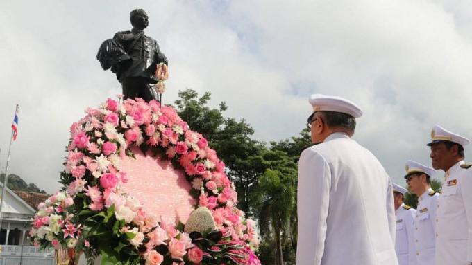 Phuket prépare la journée de commémoration Chulalongkorn