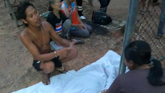 Un homme retrouvé pendu à son grillage