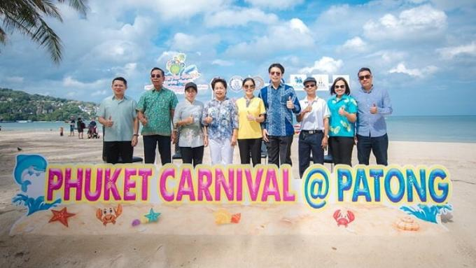 La 'Patong Cosplay Beach Run' financera l'achat de matériel médical pour l'Hôpital de Pat