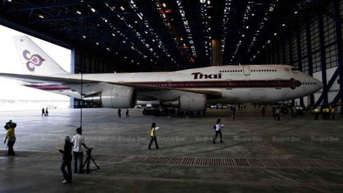 Thai Airways risque de mettre la clé sous la porte