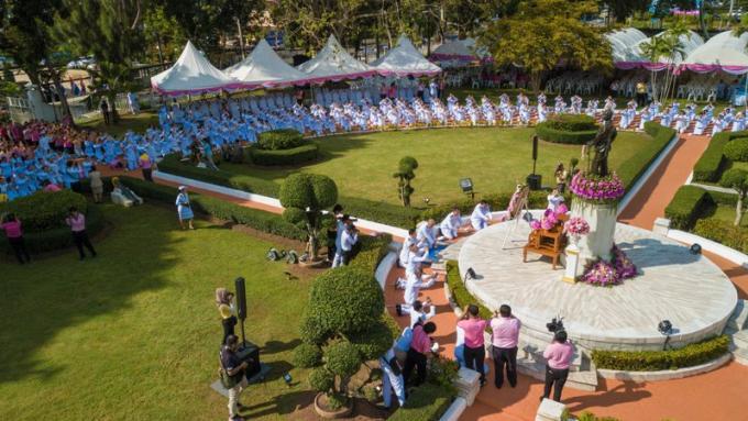 Phuket célèbre la Journée Chlualongkorn