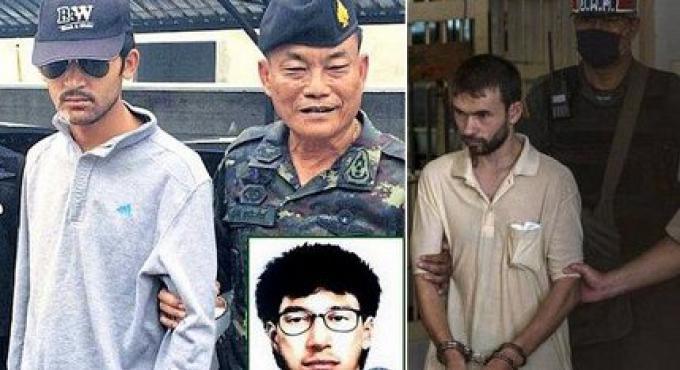 La police a déclaré que le suspect arrêté, a été embauché pour fabriquer la bombe