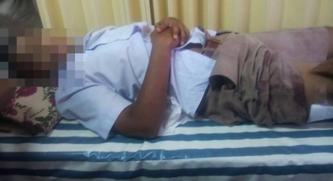 Un garçon de 12 ans touché par balle à l'école