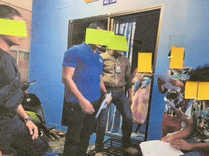 Un gang de vendeurs à la sauvette mineurs débusqué pour trafic d'êtres humains