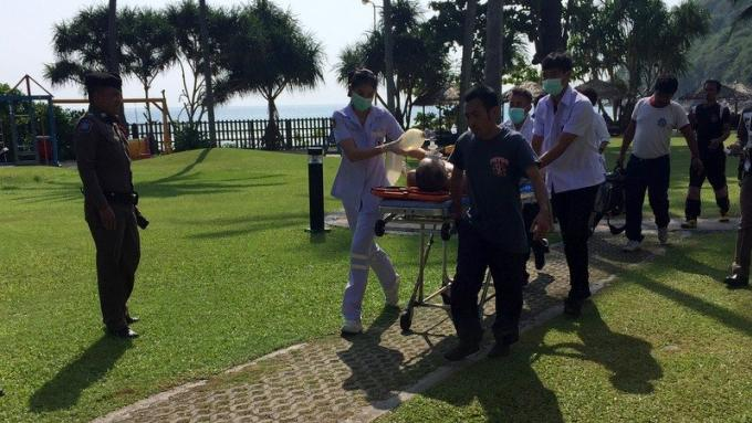 Un touriste de Hong Kong secouru à Merlin Beach toujours dans le coma