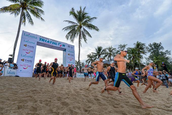 Laguna Phuket Triathlon reviens ce weekend, 23 & 24 Novembre