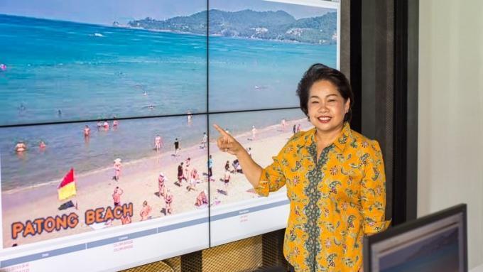 Patong se dote d'un système de 'smart caméras' à B11 millions