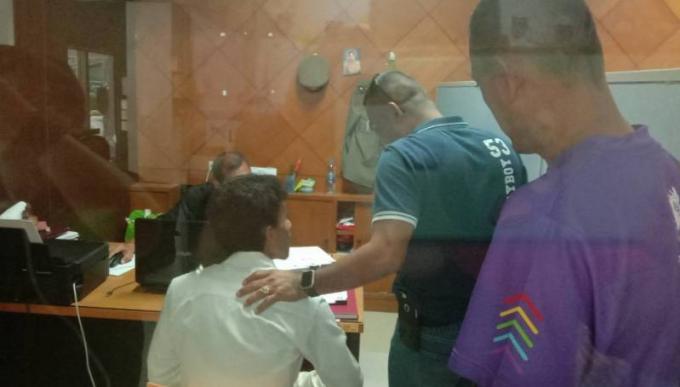 Un suspect ré-arrêté après une évasion par la fenêtre des toilettes
