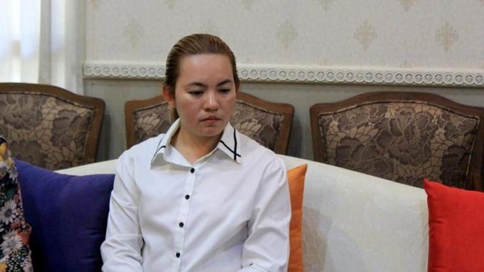 Effondrement de la construction : le gouverneur dédommage une veuve d'un ouvrier
