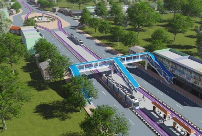 L'appel d'offre du tram de Phuket prévues mi 2020