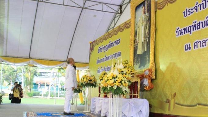 Phuket célèbre l'anniversaire du Roi Bhumibol et la Fête des Pères